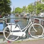 La bicicleta blanca de Amsterdam, de Armando José Sequera