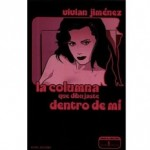 La columna que dibujaste dentro de mí, de Vivian Jiménez
