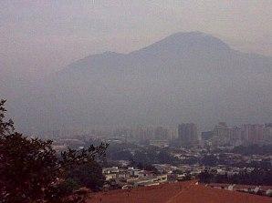 Calina en Caracas