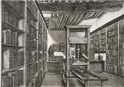 Erik Desmazieres libraire