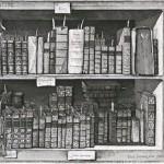 Librero podría ser sinónimo de libro