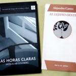Las horas claras y El lejano oeste ganadores del Premio de los libreros