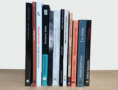 Participantes Premio de la crítica 2014