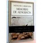 Memorias de Altagracia, de Salvador Garmendia
