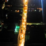 Gusanos en la noche, de Carmen Vincenti