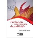 Población experimental de anfibi@s, de Patricia González Herrera