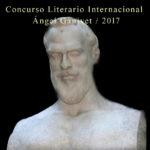 Víctor Alarcón resultó finalista en el Concurso Literario Internacional Ángel Ganivet 2017